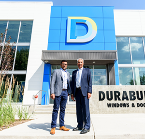 Durabuilt Windows & Doors History 2016