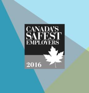 2016 Canada Safest Employer
