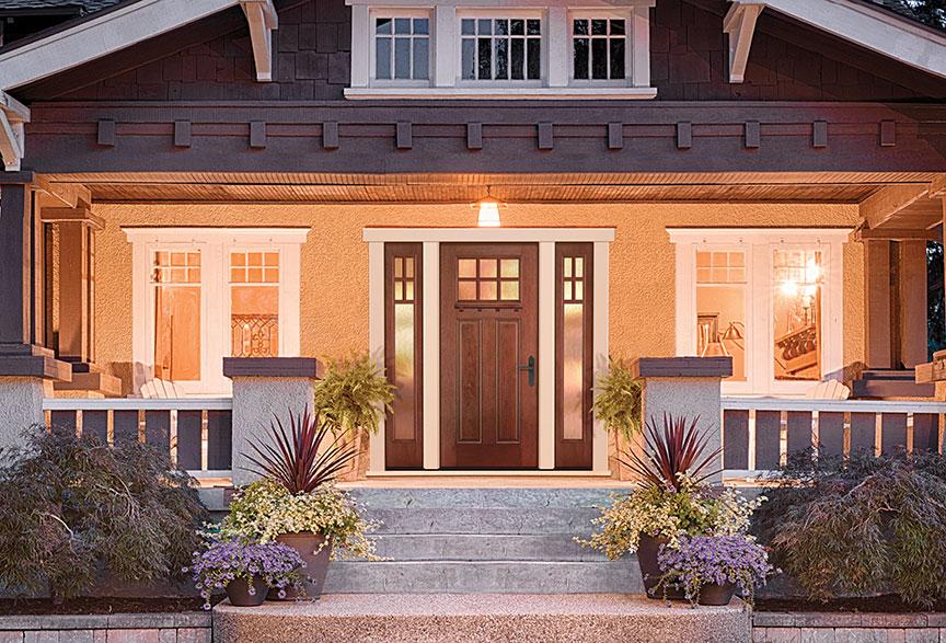 Therma Tru Entry Doors Durabuilt Windows Doors