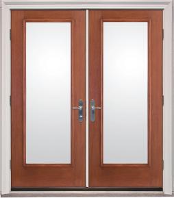 Hinged Patio Doors. U201c
