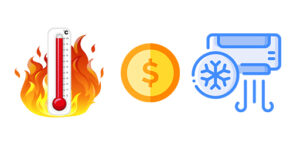 Heating and Cooling Costs