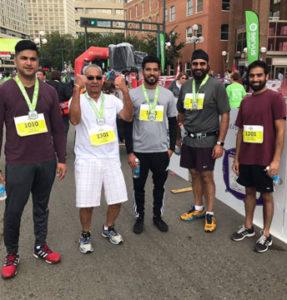 Edmonton Marathon