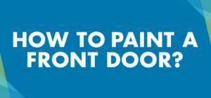 Paint-A-Front-Door
